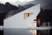 Exterior / Beautiful houses