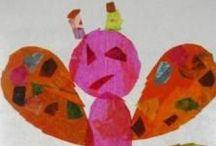 School- art ideas / by Sandy Rogert Wlaschin