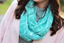 Scarves / by HandPicked,Inc