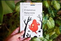 Pequeña biblioteca ilustrada / Little library of picture books / Busco libros ilustrados para disfrutar con mis niños / Looking for picture books to enjoy with my children