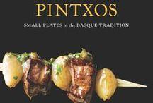 Pintxos/Apps/Tapas / Pintxos + Appetizers + Hors d'oeuvres + Tapas + Small plates + Dips etc... / by Roxanne Benefiel