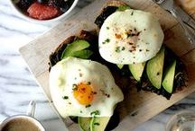 Breakfast/Brunch / Savory morning eats  / by Roxanne Benefiel