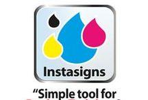 Download App / Instasigns