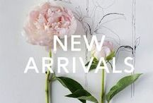 | NEW ARRIVALS | / All things new!