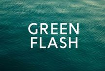 | GREEN FLASH |