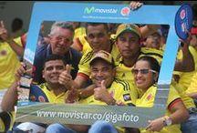 Gigafoto Colombia vs Ecuador / Estos son algunos hinchas que vibraron con nosotros en el partido Colombia vs Ecuador. ¡Muy pronto podrás etiquetar a tus amigos en la Gigafoto!