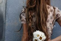 Locks and Style /   I simply love hair.  / by Katie Riedesel