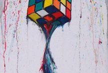 Graffiti art / by TeeJay Hildenbrand