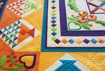 a quilt Borders/ Bindings/ Backgrounds / by marla forsythe