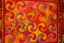 a quilt Circle and Curved / by marla forsythe