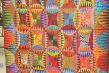 a quilt Orange Peel  / by marla forsythe