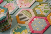 a quilt Hexagon and Octagon / by marla forsythe