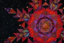 a quilt Feathered Star / by marla forsythe