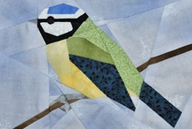 a quilt Paper/Freezer/English piecing / by marla forsythe