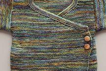 knit: babies