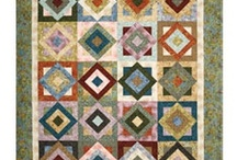 a quilt Square in a Square