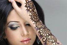 Tattoo/Henna Love <3 / Inspired by the beautiful art of Henna and body art.