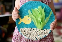 summer for kids. / crafts, lessons, and recipes for summer.