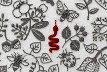 Stitch / 刺繍&編物