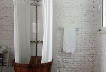 Bath room / お風呂&洗面所