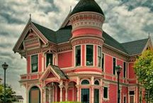 Victorian Home Ideas / by Natalie Woolhalla