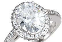 Engagement Excitement / Stunning engagement rings with diamonds, gemstones and much more.  #Jewelry #diamonds #claterjewelers
