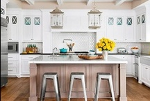 Kitchens That Sizzle / I would definitely love to make a meal in any of these kitchens! / by Jennifer Bench