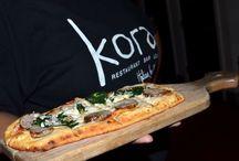 Kora Restaurant / Crystal City Italian restaurant