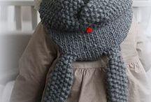knit: hats mainly kids / 50 million ways to knit a hat