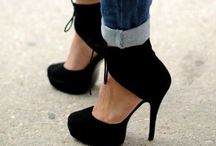 Chic Shoes / by Tori Bagby