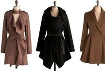 Chic Coats / by Tori Bagby