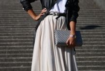 Chic Skirts / by Tori Bagby