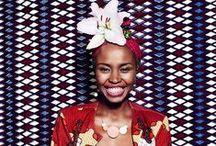 Elegant African Chic