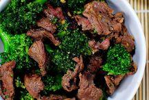 beef, lamb