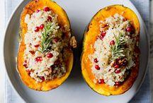 Pumpkin, butternut, crown, squash, whatever you call it
