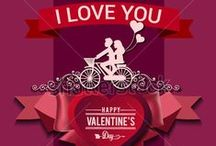VALENTINE DAY VECTOR ILLUSTRATION / http://www.shutterstock.com/gallery-3810161p1.html