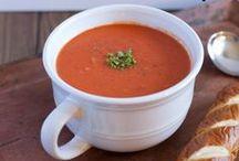Soups / The best soup recipes.