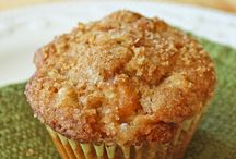 muffins, savoury and sweet