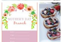 Mother's Day / Great ideas for Mother's Day.