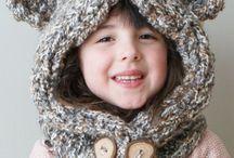 knit: bigger kids stuff