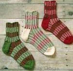knit: adult socks