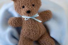 knit bears