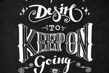 | design: type | / by Gabrielle Ferrara