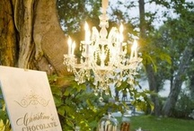 Chandelier moments / by Sweet Scarlet Designs