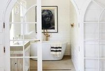 Bathrooms - Free standing baths / Bathrooms with beautiful free standing baths of all designs from contemporary to classic