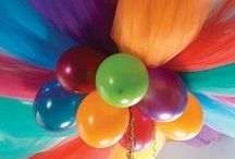 It's Party Time / Because a fun, beautiful, creative party just makes it all the more special.  If it's not here, it's under kid parties.  These are general party ideas.   / by Becky Kent