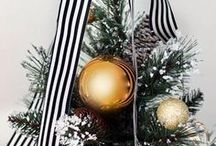 Christmas Tree Inspiration / Beautiful Christmas trees to inspire you