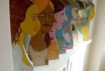 arts/crafts for work & home / by Sherri Howard