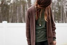 Boho - Fall/Winter Inspiration