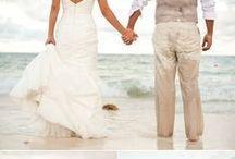 Wedding Stuff / Mainly beach wedding, but still love it all! / by Lindsey Stewart